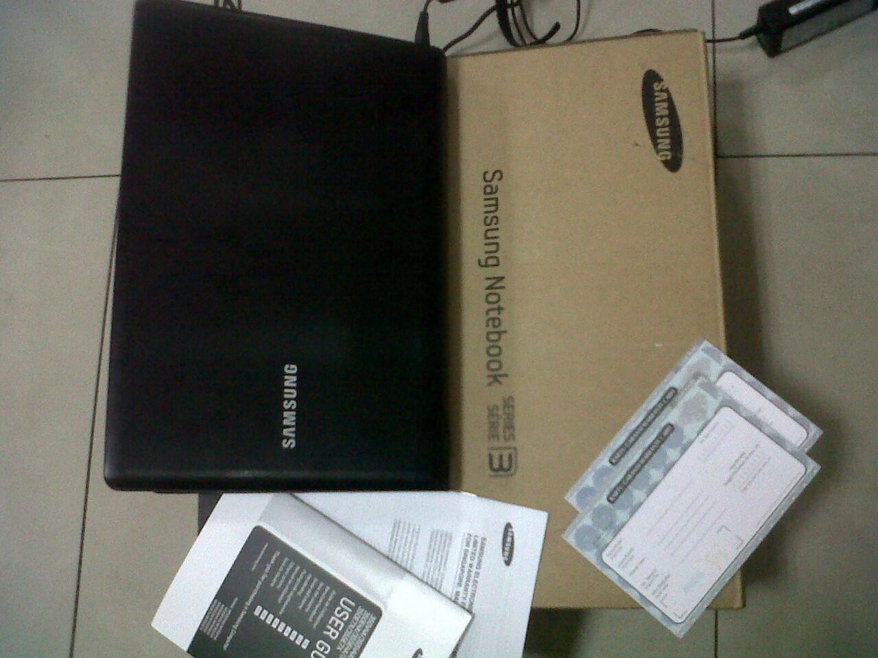 LEPTOP GAMING SAMSUNG 335e4x-amd 1200-fulsett-cod Bogor