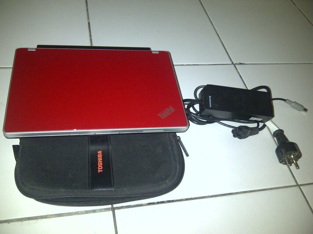 Murah - ThinkPad Edge Core i3 - Batre 4 Jam - WWAN Modem Internal