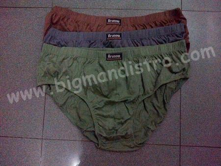 Celana Dalam dan Boxer khusus Big Size / Jumbo Size ready sampai size 52