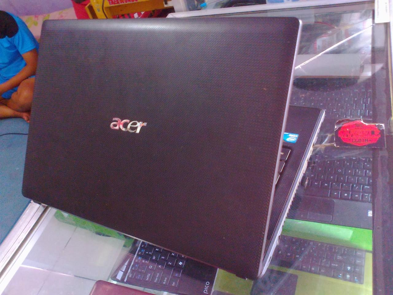 ACER For Gamer 4738G Gaming -Segel | HDD 500gb | Malang
