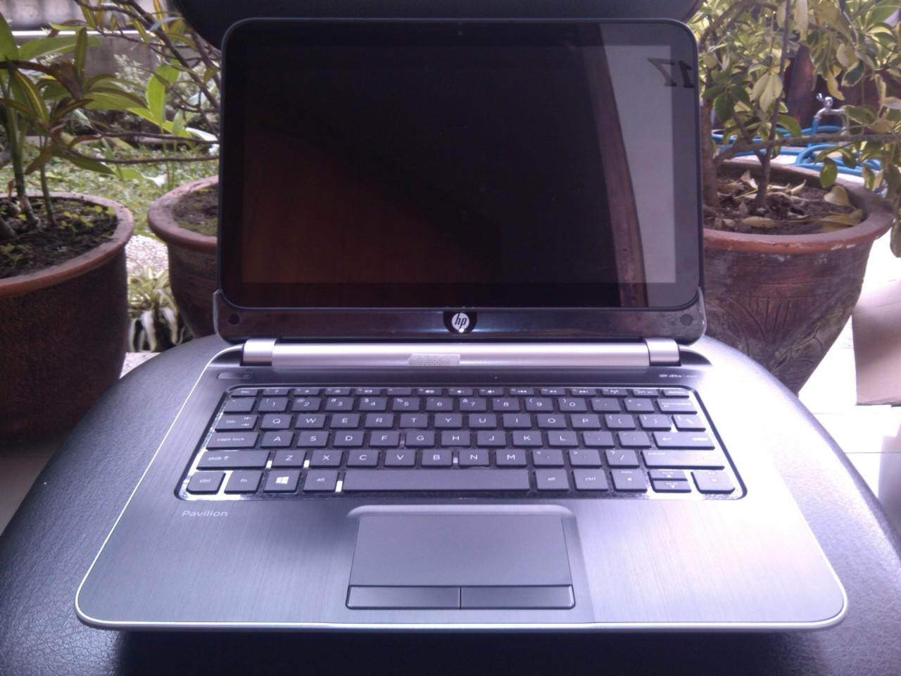 HP TS11 TOUCHSCREEN GAMING TERBARU !!