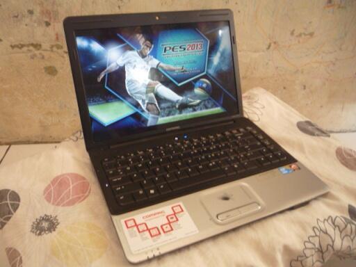 LAPTOP HP GAMER & DESAIN CORE I3 320gb/2gb/VGA1,2GB/512MB batre 2,5jam