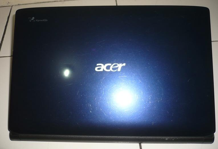 acer aspire 4736z dual core T4200 ram 1gb hdd 200gb