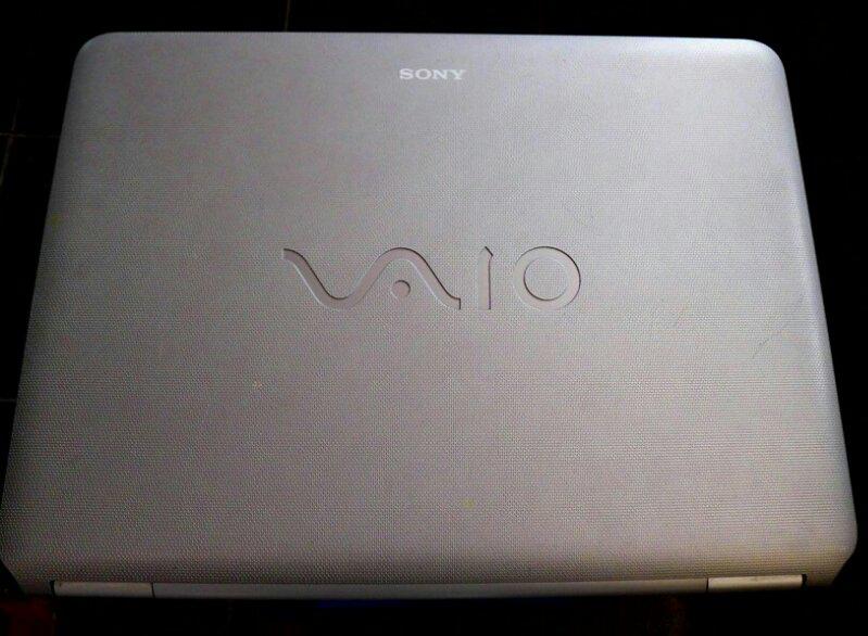 laptop,notebook Sony vaio core 2 duo ,bu cepat bandung