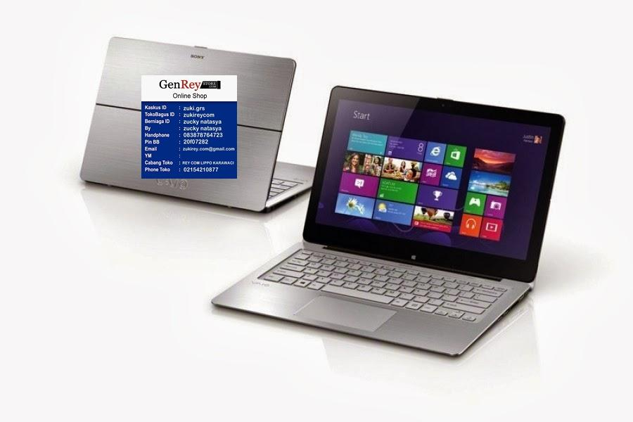SONY VAIO FLIP 14 TOUCH SVF 14 N-16SGS.Silver