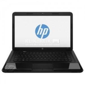 HP 1000-1409TX-i7, Black