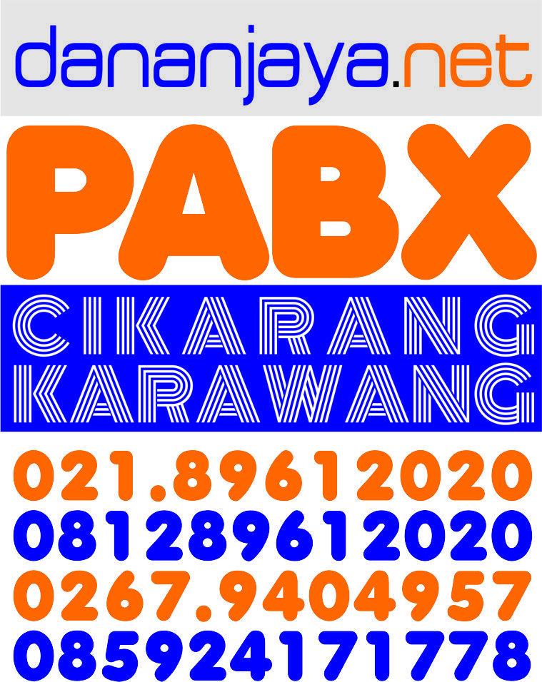 Jasa Setting PABX Nitsuko Cikarang Tel. 021- 89612020