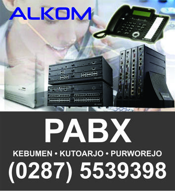 pabx kebumen 0287-5539398 jual pasang setting program service