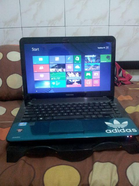 Laptop Toshiba Satellite M840