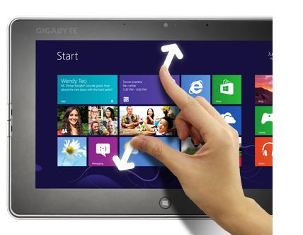 [WTS] Ready Stock! Tablet Gigabyte S1082-02 (win 8)