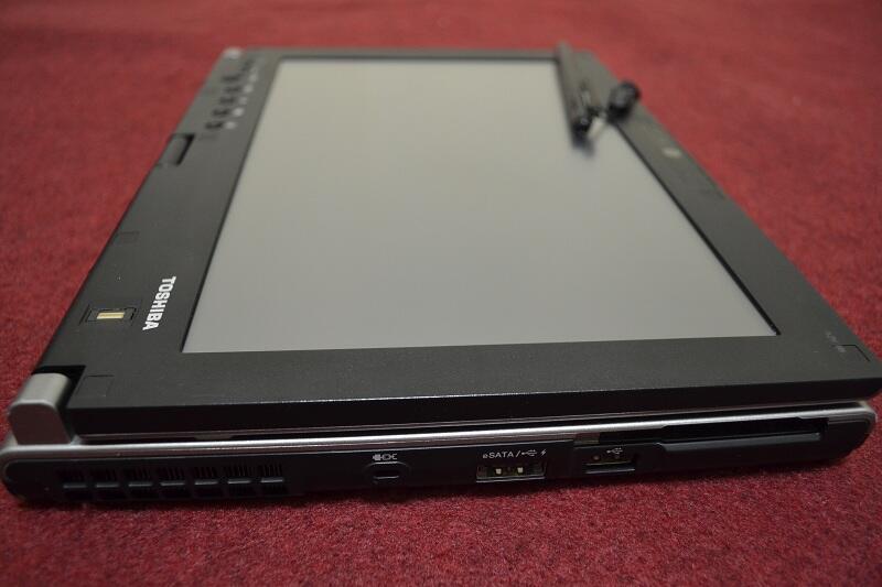 [GUDANG CUCI CUCI] Tablet PC Toshiba Portege M780 core i3, SSD 128GB, buruannnnnnnnnn