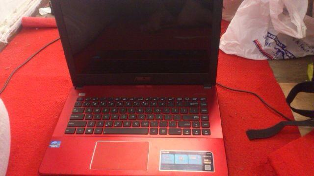 2 unit laptop asus a450c bisa gaming core i3 ivybridge BNOB batangan apa adanya