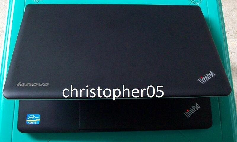 [Bandung] Laptop Lenovo ThinkPad Edge E330, i3-3110M, RAM 2 GB, HDD 500 GB, Like New