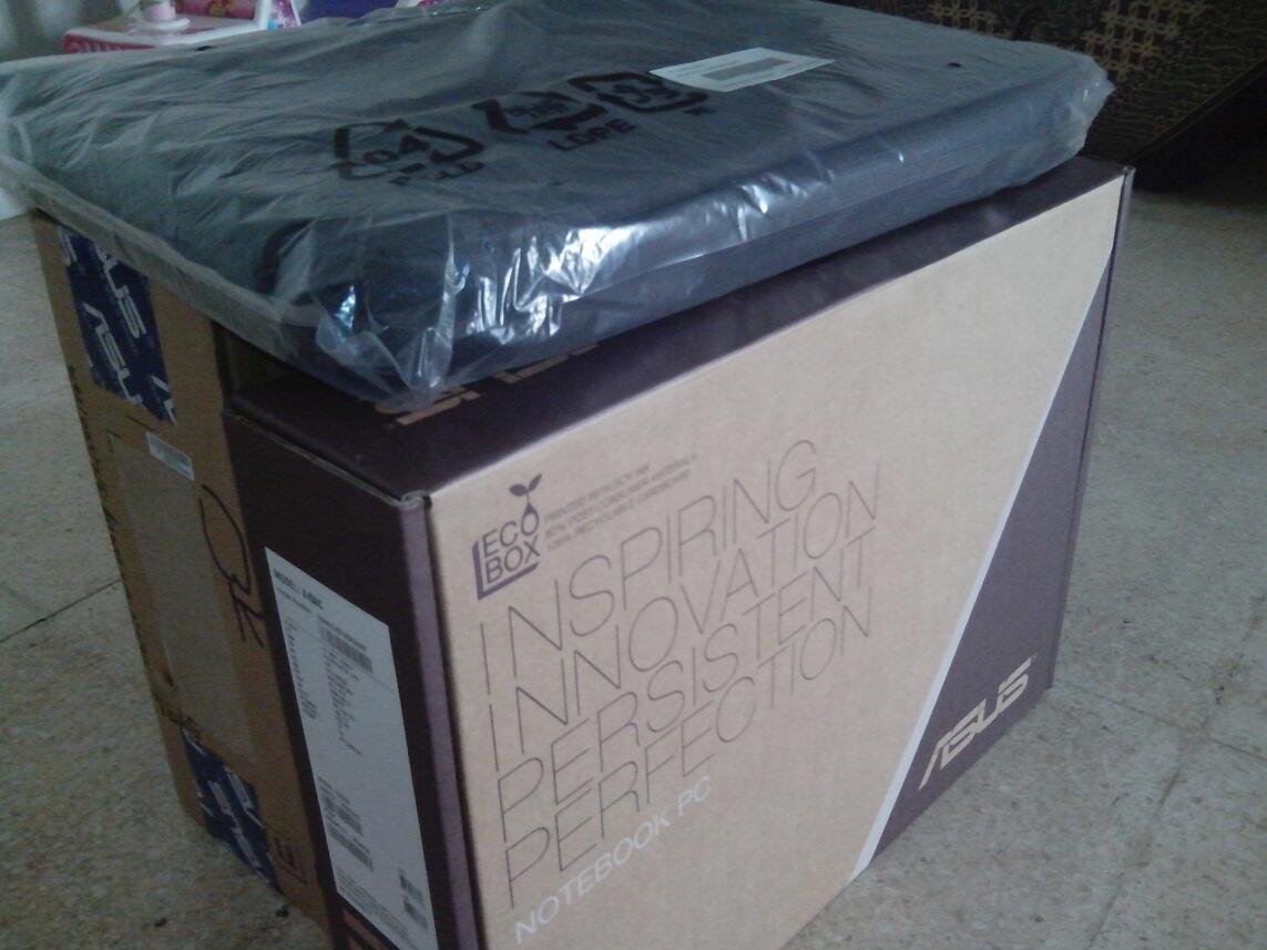 Dijual Laptop GRESS ASUS X450CC-WX284D Core I3 NVIDIA 2GB Semarang