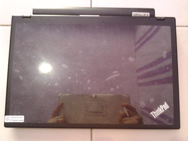 ThinkPad tahan banting dan awet, AMD Athlon, ram 2gb