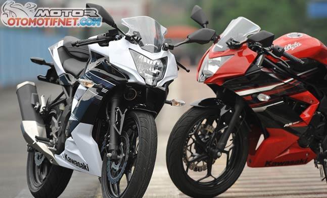 Sport 250 Satu Silinder Kawasaki Ada Dua Versi, Naked dan Fairing!