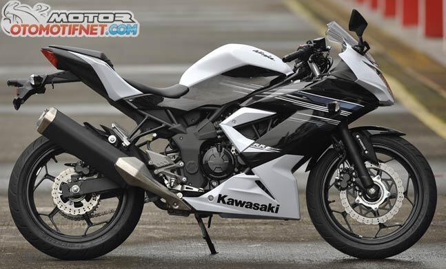 Ninja 250RR Mono, Nama Untuk Sport 250 Satu Silinder Terbaru Kawasaki?