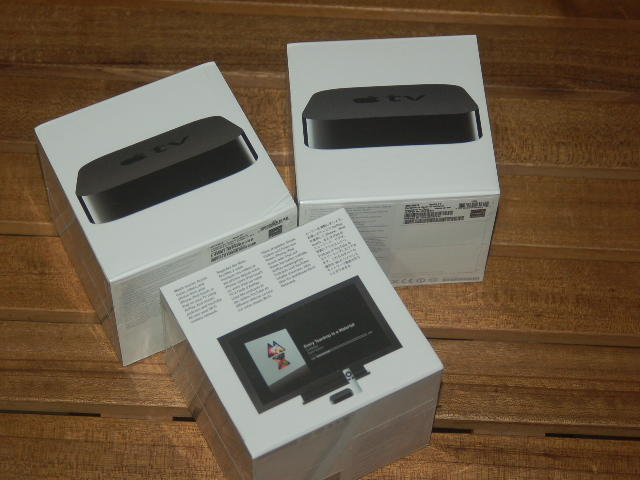 BNIB Apple TV 3rd Gen...Termurahhh