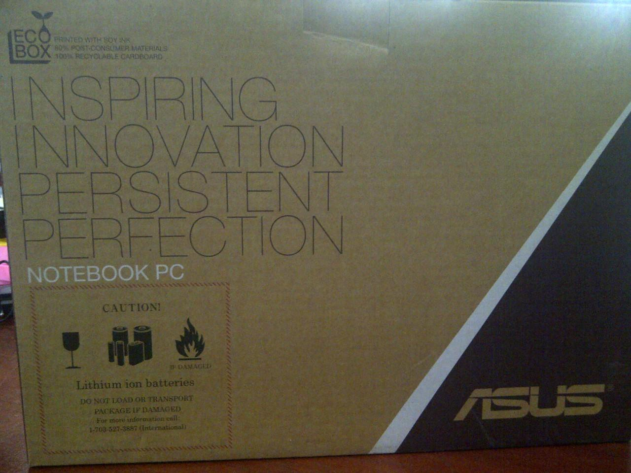Dijual Laptop ASUS A450C SLIM colour RED sonic master..99% LIKE NEW JAKARTA..