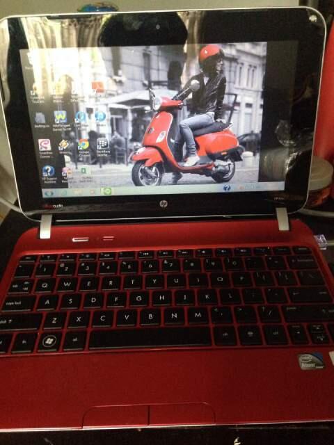 Jual Netbook Hp Mini 210 Mulus Murah