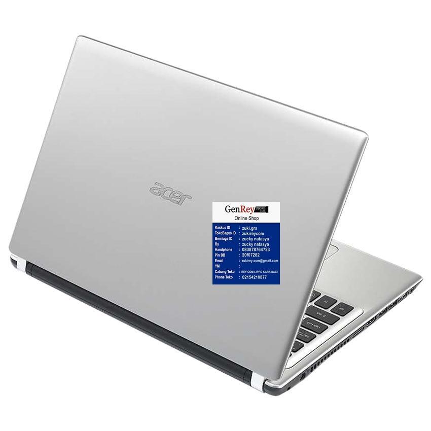 ACER ASPIRE V5 122P 61456G50N AMD QUAD CORE A6 Silver