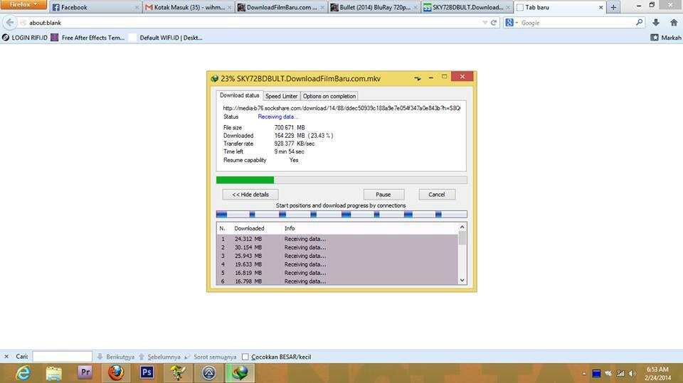 Flazzer - Jasa Download Murah (Harga Promo 1gb/1000)
