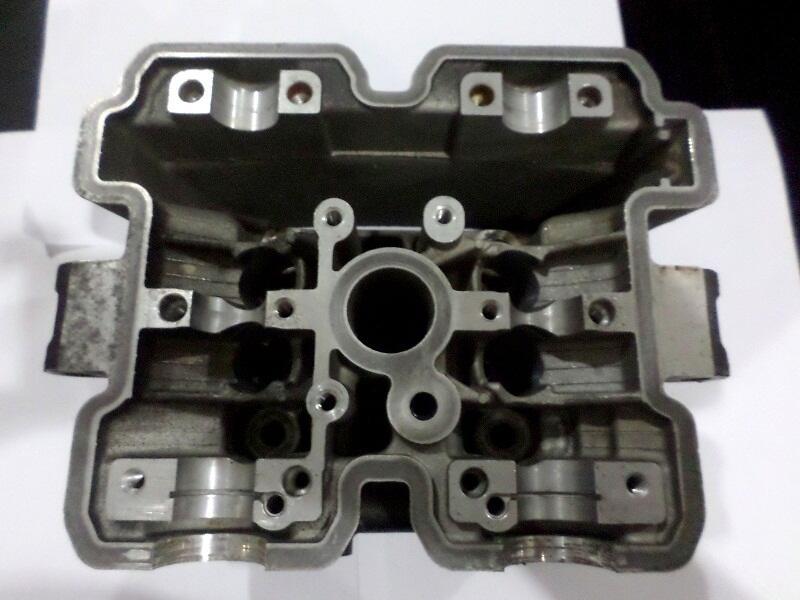 blok raider 125 standar 57mm + ring & seher + head ( copotan )