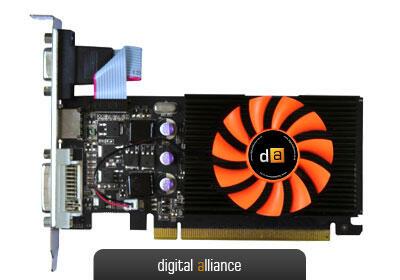 Digital Alliance Geforce GT430 DDR3 1GB 128bit CUMA RP.615.000