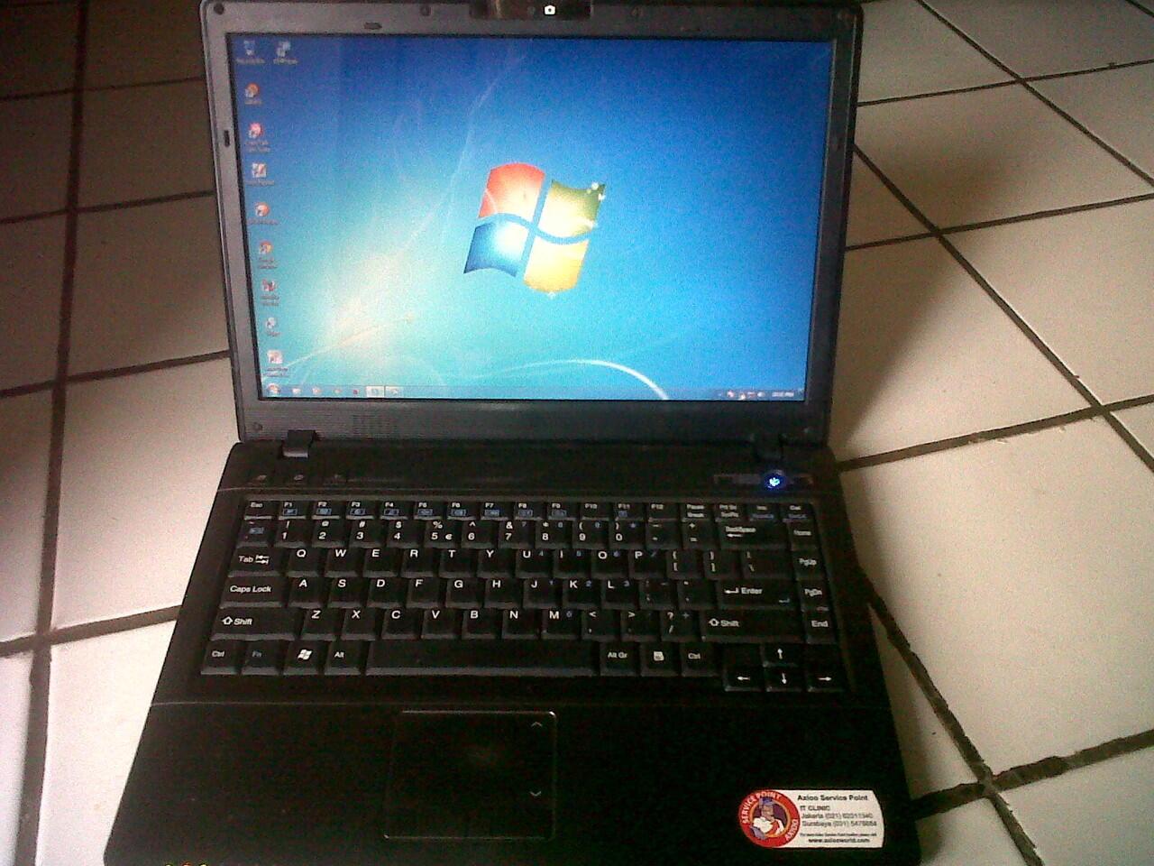 Jual Laptop Axioo Neon MNC, murah, Bandung