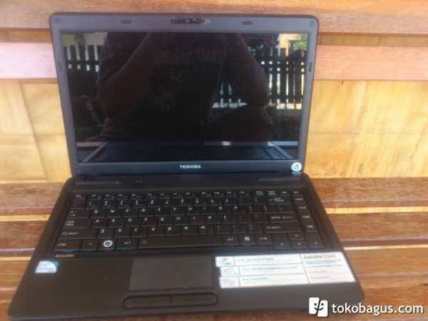 Toshiba satelite C640 core B960 bs di tt Hp semarang