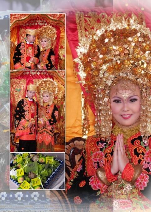 Sewa Pelaminan Minang (Padang)