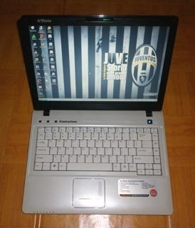 A*Note M740S,M900~2.2GHz,Hdd250Gb Kinclong&Siap Kerja Bat 2jaman.