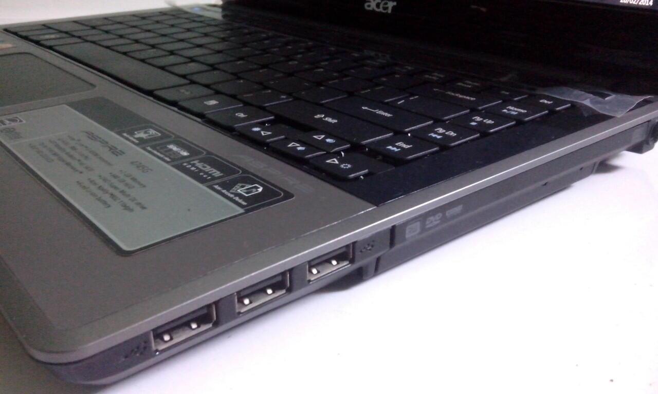 ACER 4745G, CORE I5 ATI M RADEON 1 GB HD 640 GB