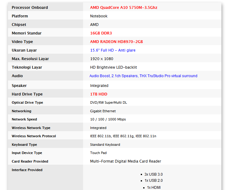 MSI GX60 3BE-257X1D Hitman Edition, Black