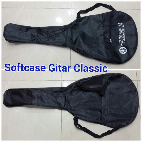 Jual softcase keyboard dan softcase gitar akustik / klasik / classic, masuk murah mer
