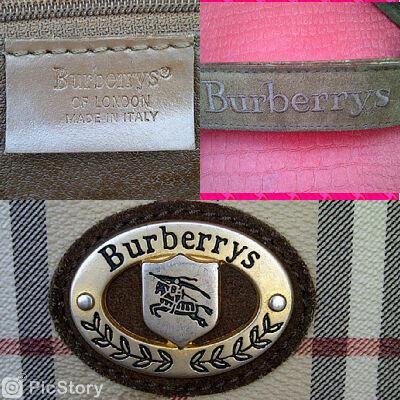 Tas Second Bekas Original Branded Burberry,Renoma,Rabeanco,Guy Laroche,Piere Cardin