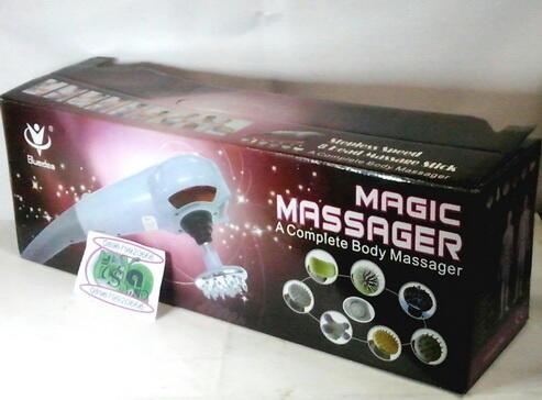 Alat Pijat Serbaguna Magic Massager 7in