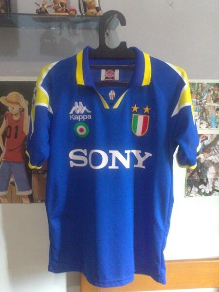 [ Pre Order ] Juventus FINAL UCL 1995/1996 *RARE*
