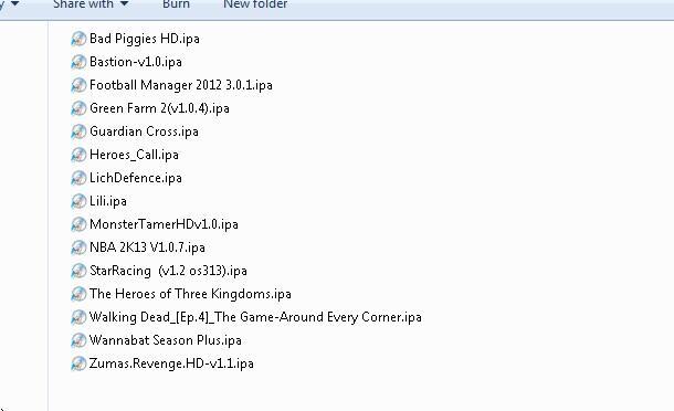 JUAL paket dvd Games for Iphone/ipod update terbaru