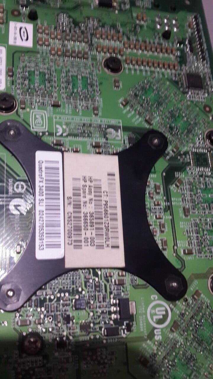 Nvidia Quardo FX 3400 SLI