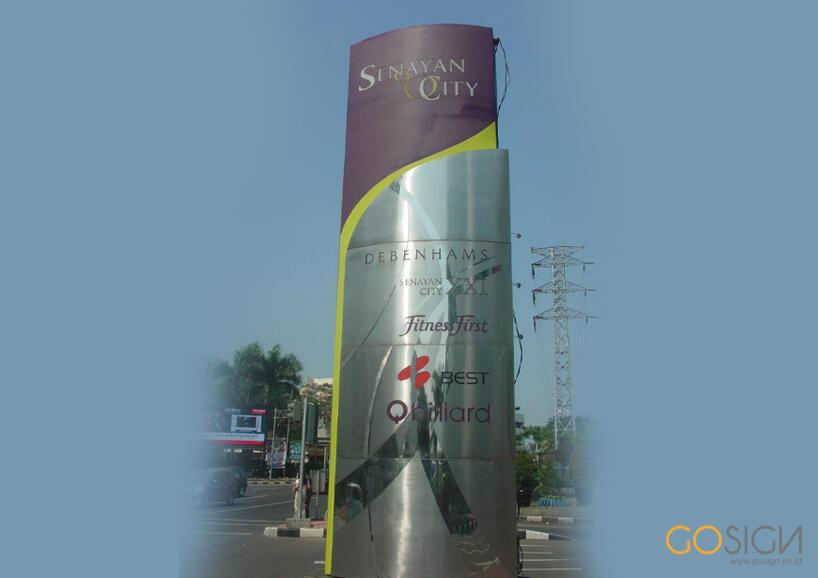 Signage, Huruf Timbul, Neon Box, Pylon, Dll   GOSIGN INDONESIA