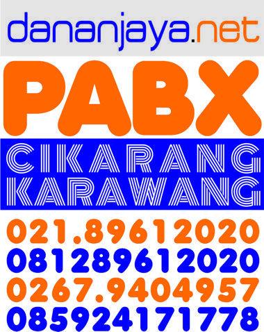 Tel. 021- 89612020 PABX NEC Cikarang