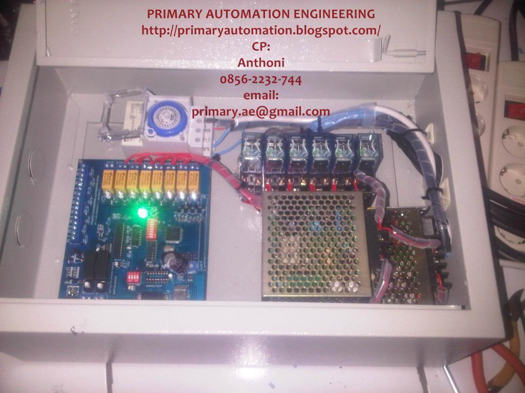 BALIK MODAL DIJAMIN..!! Jasa Otomatisasi Menggunakan Mikrokontroler/PLC Untuk Memaksi