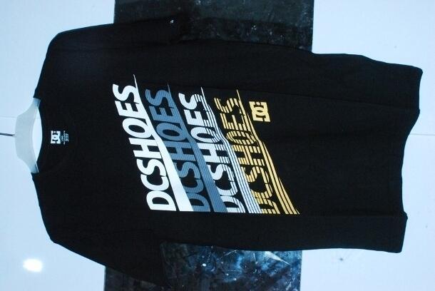 DC tees and hoodie