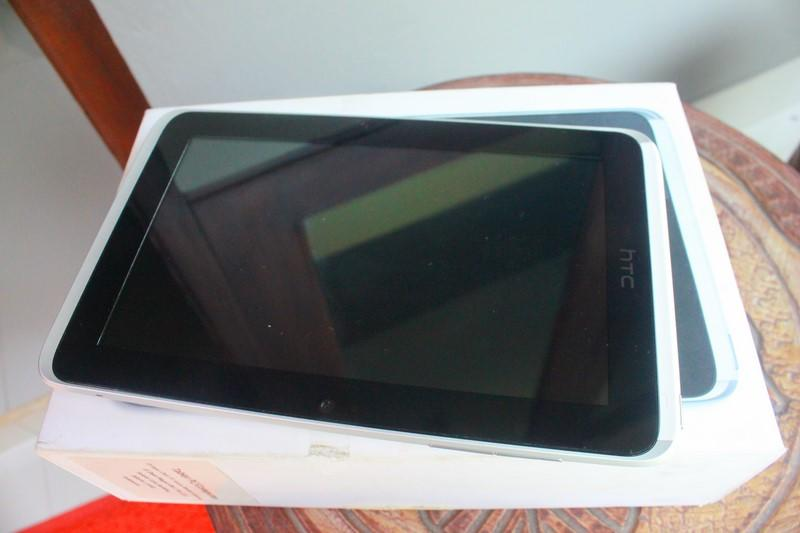 HTC Flyer 32 GB Silver Android