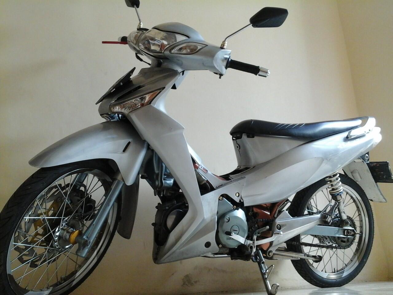 Terjual Honda Karisma X 125 KASKUS