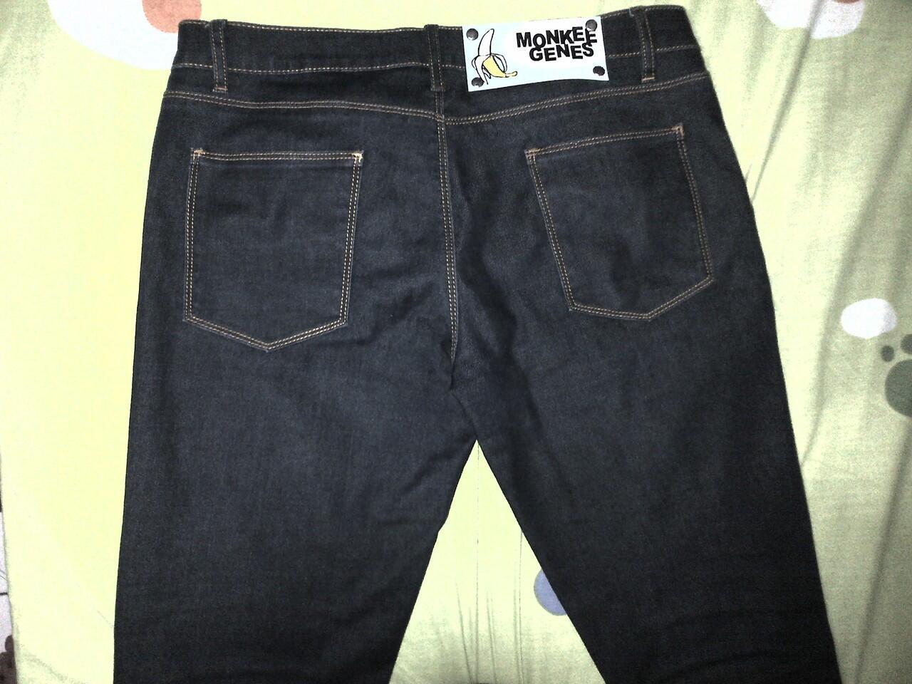 Skinny Jeans Denim Monkee Genes (34)
