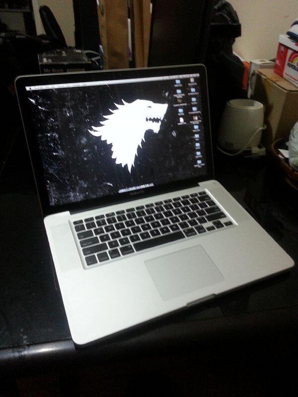 WTS MacBookPro 15inch i5 2.53 Ram 8Gb