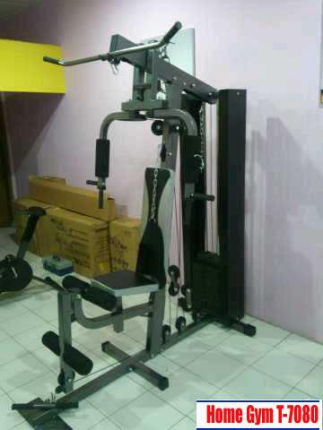 HomeGym with Cover HG-7080