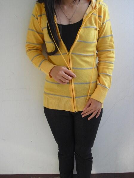 ★★★★★Stripie Hoodie Jacket★★★★★ Elegance and Sweet